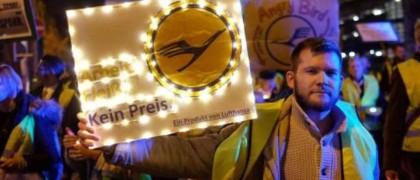 Lufthansa-strike