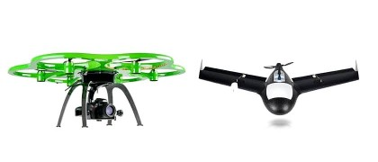 UAV rotary vs fixedwing