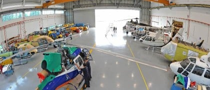 mro helicopters airbus