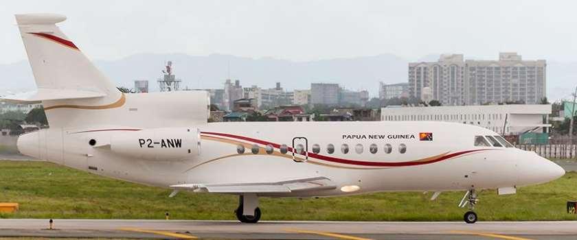 papua-new-guinea-president-aircaft