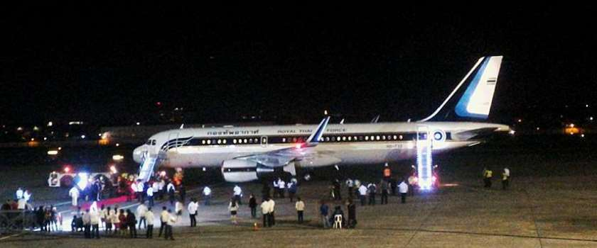 thailand-prime-minister-aircraft