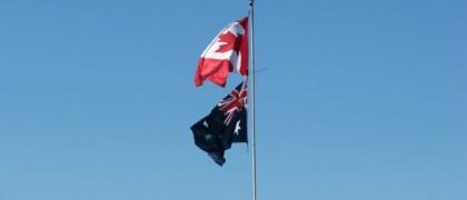 Australia and Canada