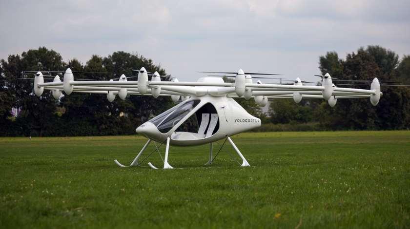 E-volo-Volocopter