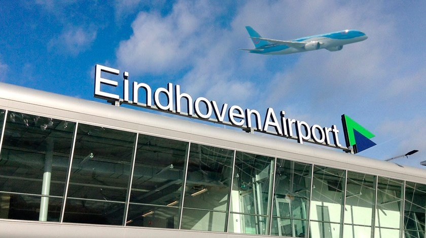Eindhoven Airport Traffic Grows by 10% in 2015