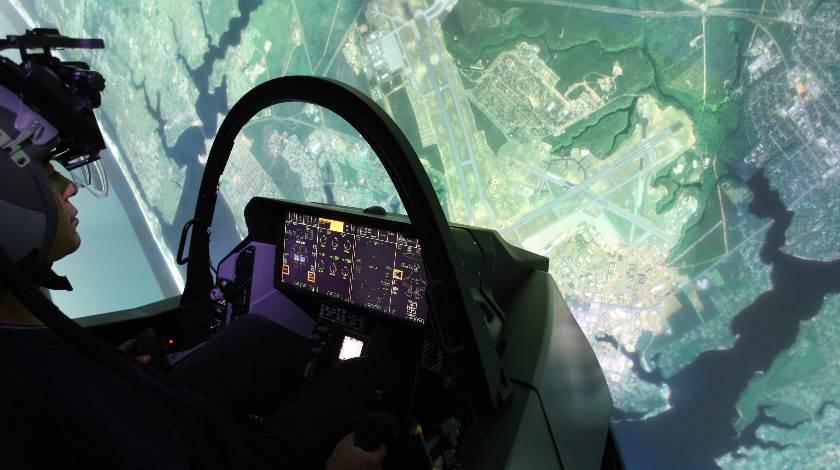 F-35 Full Mission Simulator-Lockheed Martin