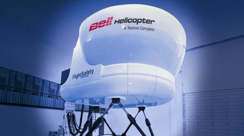 flightsafety bell helicopter