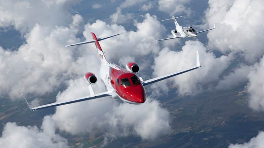 FAA Clears Hondajet For Icing, RVSM Flights