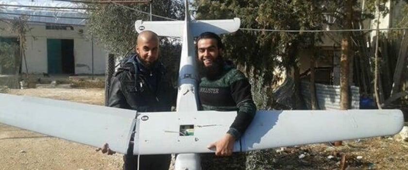 russian-drone-shot-down