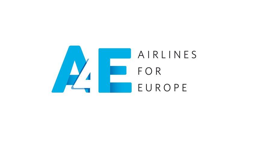 A4E airlines for europe association logo