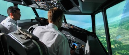 American Airlines Pilots training