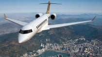 Bombardier Global 8000 main