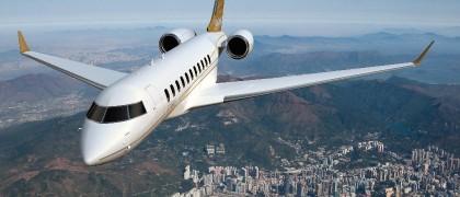 Bombardier Global 8000 main