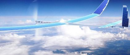 Google Titan drone