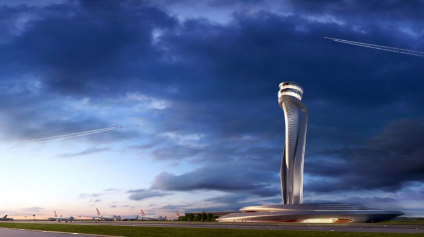 New-Istanbul-airport