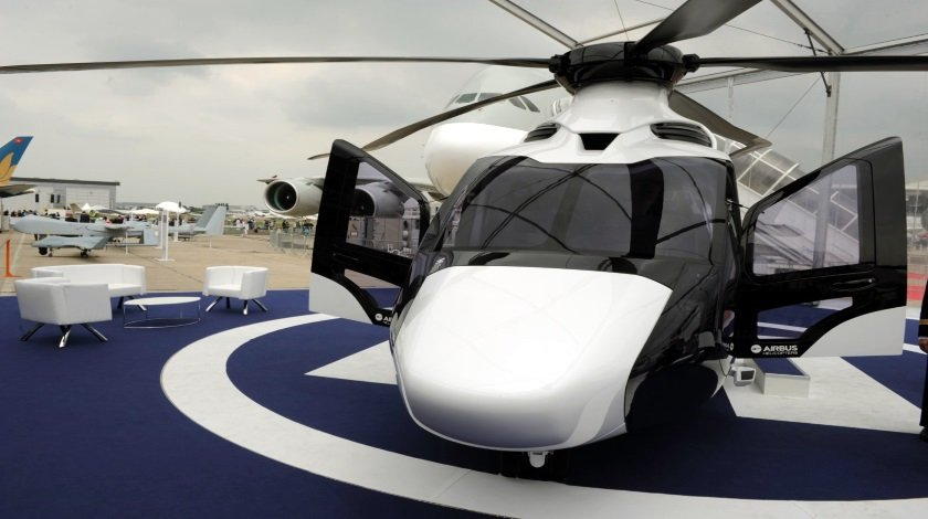 Uber And Airbus Are Working Together On Helicopter Service