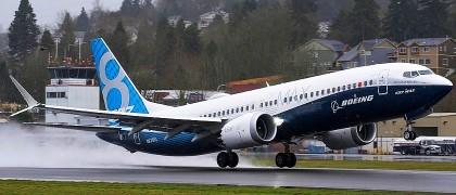 b737 max first flight