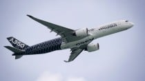 A350 XWB Singapore Airshow
