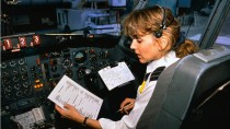 AirlinePilot first job