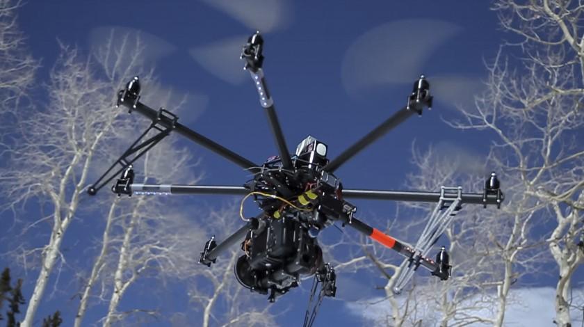 Bristow drones