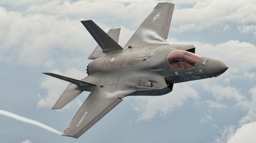 F-35A first trans-atlantic flight