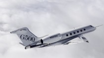 Gulfstream G500 Completes Flutter Testing