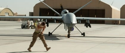 Italy will let US drones fly