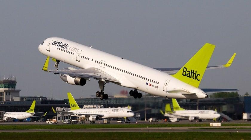 Latvia airBaltic