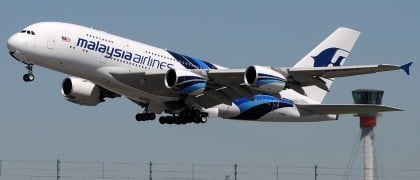 Malaysia dont sell airbus a380