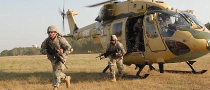 MoD uk military pilots