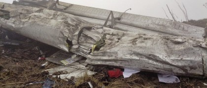 Nepal aircraft crash