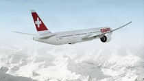 SWISS first B777