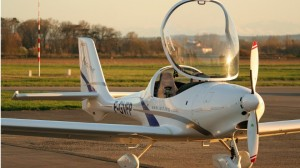 Two Aquila Aircraft