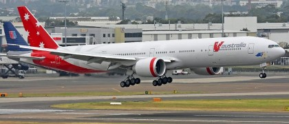 virgin australia received bomb threat