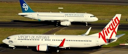 Air NZ & Virgin Australia