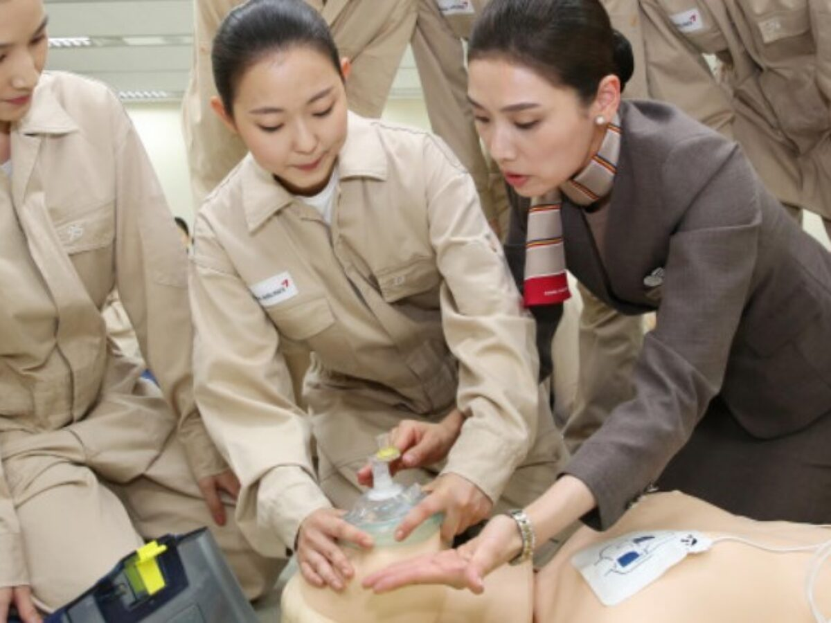 Asiana Airlines Approved for Cabin Crew Training - Aviation News