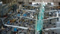 Boeing assembly
