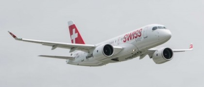 Bombardier Successfully Concludes C Series Aircraft's European Route-proving Program