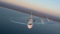 Bombardier To Offer SmartSky on In-service Bizjets