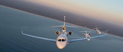 Bombardier To Offer SmartSky on In-service Bizjets