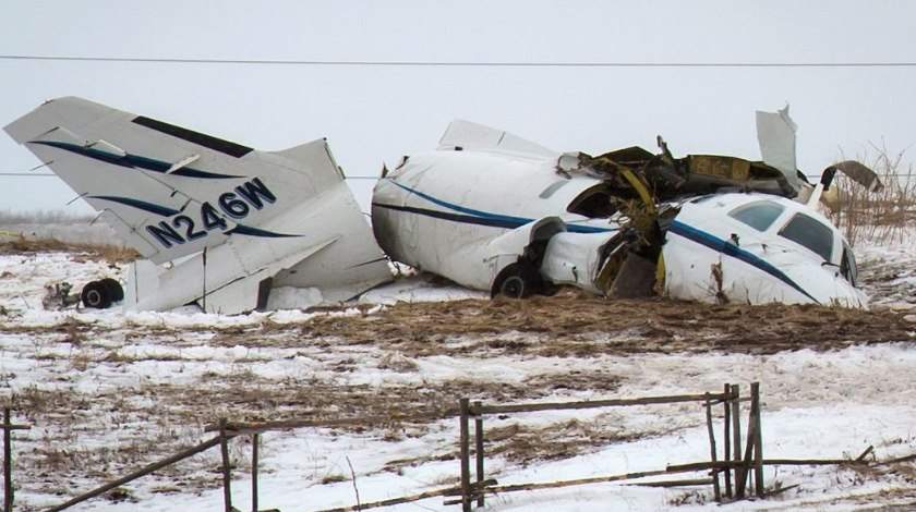 Canada Ex-Minister Among 7 Killed in Plane Crash