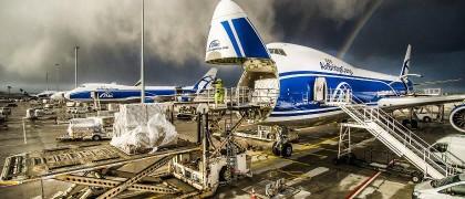 IATA announces freighter growth