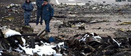 Investigators Decipher Flydubai 737 Recorders, Radar