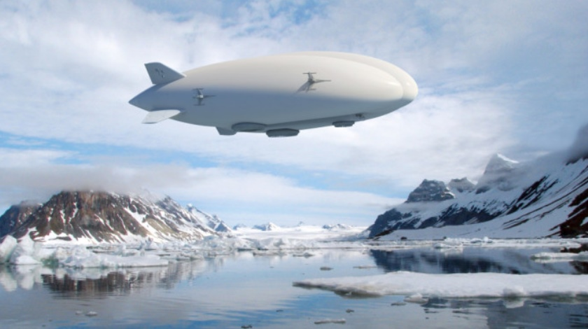Letter of Intent Signed For 12 Lockheed Martin Airships