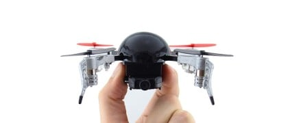Micro Drones are the Next Big Thing for Drone Investors