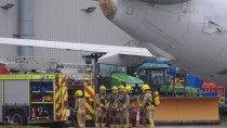 Norwich Airport Fire