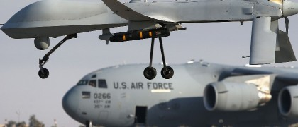Pentagon Admits It Has Deployed Military Spy Drones Over the U.S.