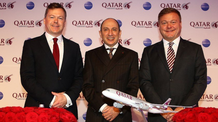 Qatar airways announces new routes in Berlin