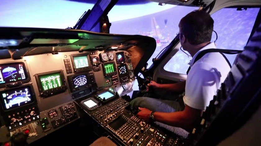 Sikorsky Simulator Approved in Singapore