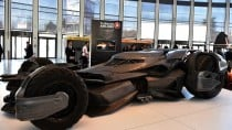 Turkish Cargo Transports the Batmobile