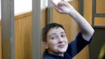 Ukrainian pilot sentenced to priston Nadiya Savchenko